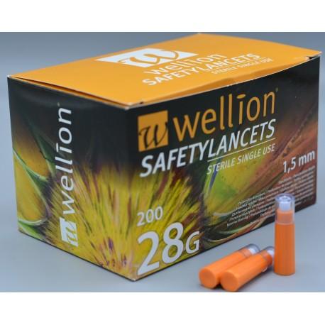 Wellion SAFETY LANCETS