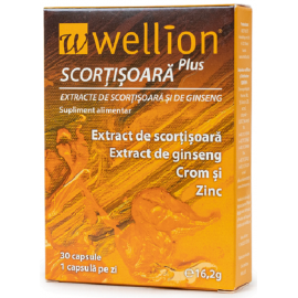 Wellion Cinnamon Plus