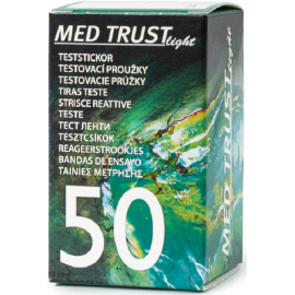MED TRUST Light tests